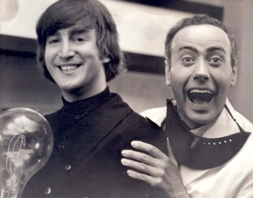 Remembering Victor Spinetti, 1929 - 2012.