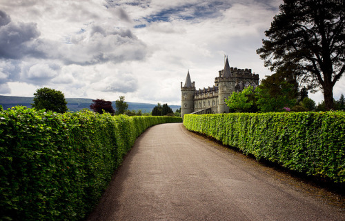 travelthisworld:  Inverary Castle, Scotland