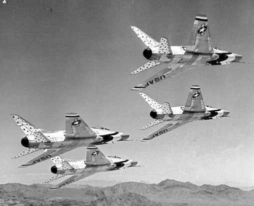 SuperSabre Thunderbirds