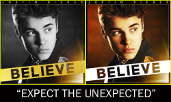 "MIKE'S MUSIC BELIEVE 06.19.12 / by Mike Bieber's new album dropped today and I am pumped! I actually heard a preview of the track ""All Around the World"" on Sunday night at the MuchMusic Video Awards in Toronto. The track was sick and the show was off the hook. Don't make it up to Canada as often as I'd like, but I'll definitely be back for that show in the future. Anyway, the Bieb's album has something for everyone. From his soulful crooning vocals in ""Be Alright"", to his more upbeat fist-pumping summer party beats, ""Beauty and the Beat"" featuring Nicki Minaj, and of course, ""All Around the World"" with Ludacris, this album will make everyone happy. Grab a box of flavorful MIKE AND IKE® candies along with this new album and rock out – you won't regret it.  ~Mike"