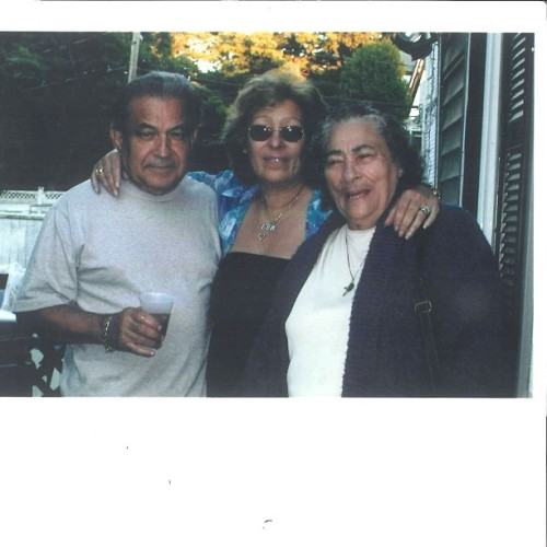 Pop y Mom.and My Queen my grandma. Miss u..I promise to visit u in PR.. RIP mamimami (Taken with Instagram)
