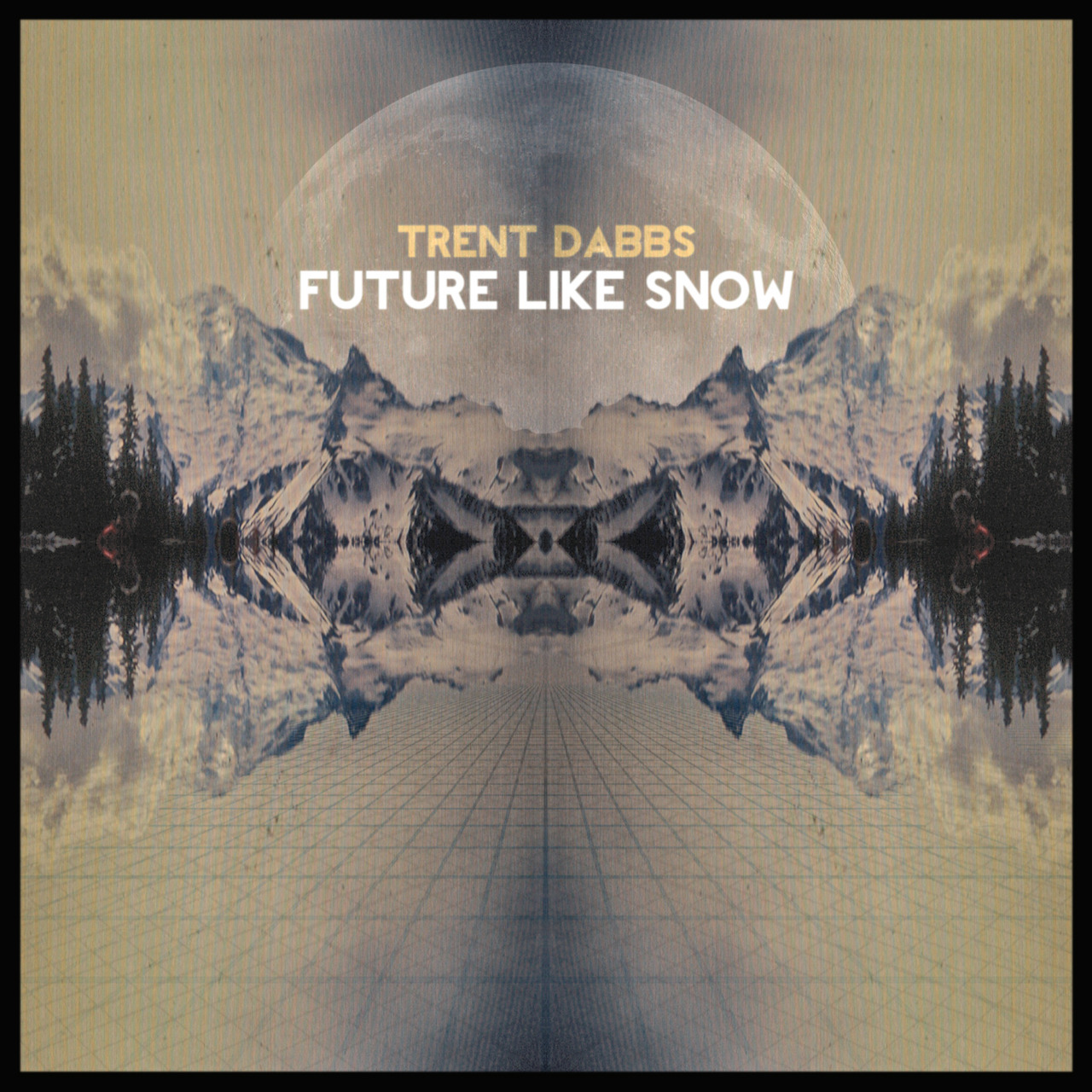 "SURPRISE! New record, ""Future Like Snow"" out now!"