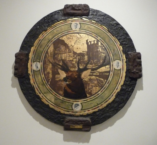 The End is Nigh!… Irwin/NSK Folk Art at Calvert 22 closes this Sunday. Photo by Alexei Monroe