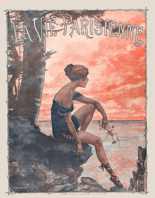 La Vie Parisienne: eat your heart out