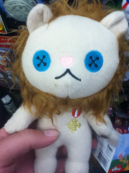 beautifullytragic8:  I found this at Hastings in a Wizard of Oz section they have. SO. FUCKING. CUTE.