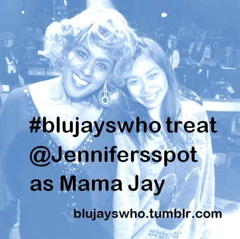 yea!!! We love sweet Mama Jay!