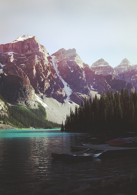 riskyadventures:  Canadian Lake on Flickr.