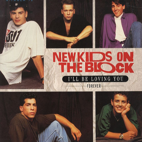 New Kids On The Block - Day#257 I'll Be Loving You (Forever)