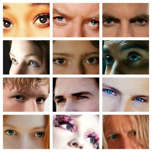 The Hunger Games - Eyes