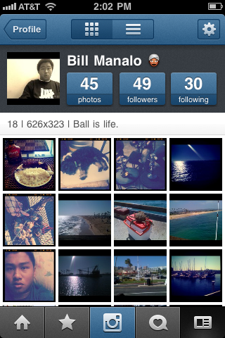 Follow me on instagram! @bxmanalo