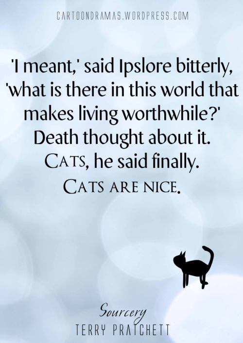 cartoonsandcreativewriting:  Meow! ;)