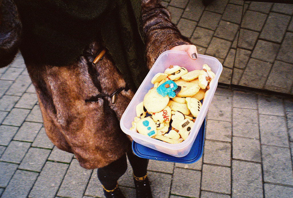 Lomocookies (by Mark Appleton)
