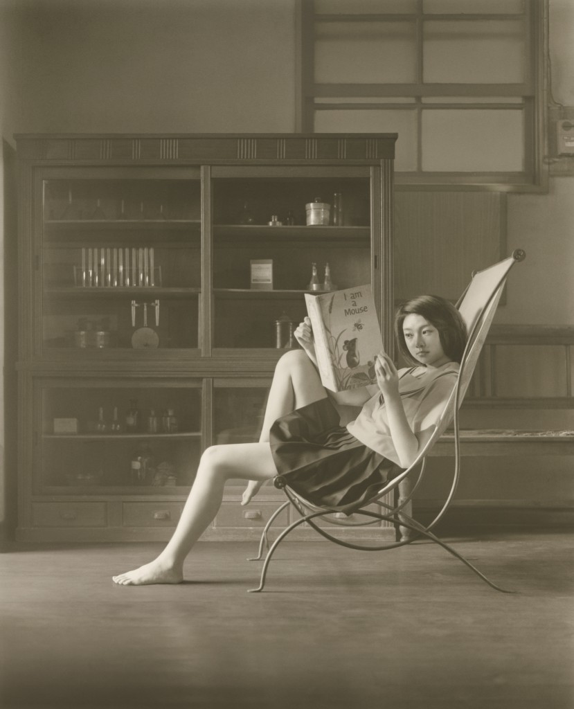 sadburro:  A-Study-of-Katia-Reading Hisaji Hara