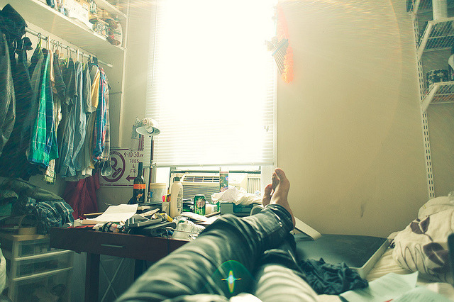 Lazy Summer Day by Emmanuel Rosario on Flickr.