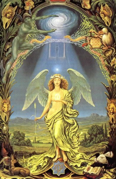 Virgo  © Johfra Bosschart