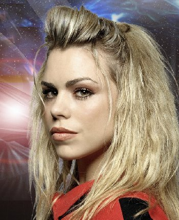 This is my daughter, Rose Tyler. She's 24 now, this picture's from a while back, but to be honest she hasn't changed much. Wild, stubborn, and doesn't listen to a word I say! Thank heaven Pete can keep an eye on her at work, she's been workin for Torchwood since we first came here. Oi, I tell you that was a bad year. My poor girl was devastated, wouldn't get outta bed for nothin for months. Started working at Torchwood year, building a way back to see him.