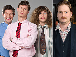 "comedycentral:  Tim Heidecker of 'Tim and Eric' to guest on 'Workaholics'  The star of the Adult Swim cult favorite Tim and Eric Awesome Show, Great Job! will pop up on an upcoming episode of Comedy Central's Workaholics as the leader of ""The Lord's Force,"" EW has learned. What exactly is ""The Lord's Force,"" you ask? Series star Adam DeVine describes it to us as ""a religious group of weight lifters that use the power of the Lord to break baseball bats over their knees."" (Circa-1990 Bo Jackson and The Power Team, consider yourself warned.)  In the meantime, an all-new Workaholics airs tonight at 10:30/9:30c with special guests The Black Keys and Bruce McCulloch."