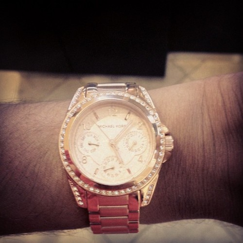 New watch  (Taken with Instagram)