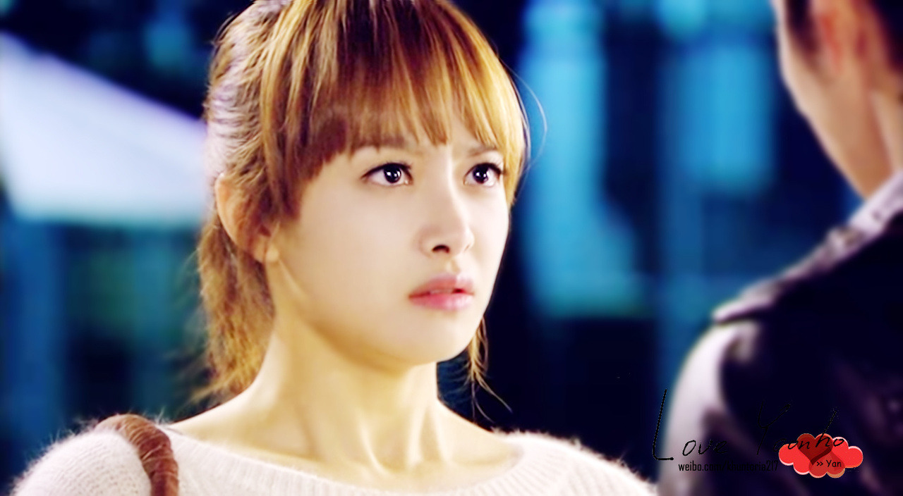 "welovevictoria:  [ADDMORE/SCREENCAPS] 120619 ""When Love Walked In"" Trailer [1] Cr: loveyoonho217_米奇米妮的传说"
