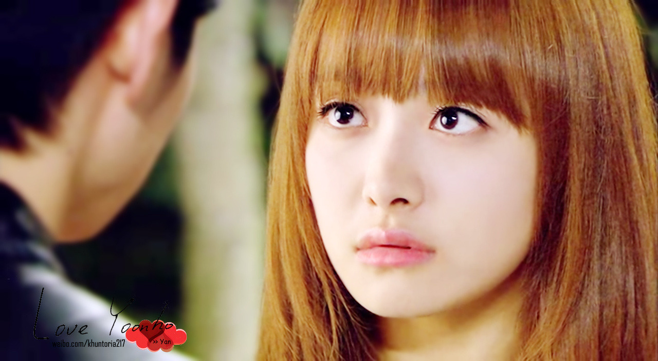 "welovevictoria:  [ADDMORE/SCREENCAPS] 120619 ""When Love Walked In"" Trailer [2] Cr: loveyoonho217_米奇米妮的传说"