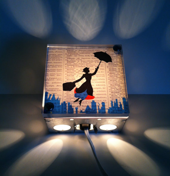 Mary Poppins Lamp!