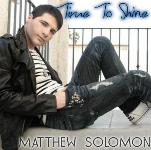 "Matthew Solomon's new EP ""Time To Shine"" is now available at MatthewSolomon.Bandcamp.com as well as iTunes, Amazon and all major online retailers. Matthew was the winner of Bravo TV's show ""The Kandi Factory,"" produced by Kandi Burruss (Housewives of Atlanta and member of the R&B group Xscape.) His prize was the recording of a song ""Take That (Middle Fingers Up)"" and a video for the song. The song is available on iTunes and the video can be seen here: http://www.youtube.com/watch?v=t4yP_lgTGfk"