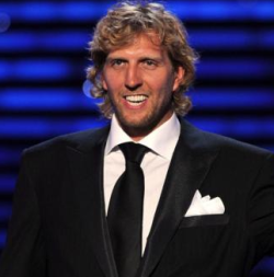 Happy Birthday Dirk Nowitzki!