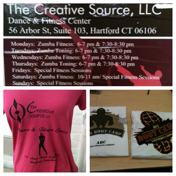 It's a TCS Thang!!!! (Taken with Instagram at The Creative Source Dance & Fitness Center)