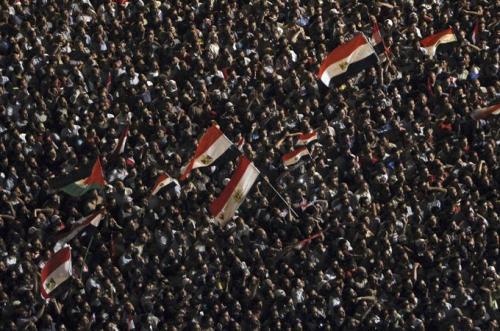 Egypt Live Blog | Al Jazeera Blogs Tahrir today. [Reuters]