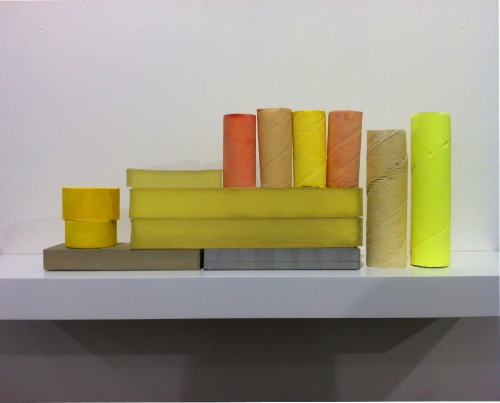 oieouio:  Highlights from Art Basel 2012Rachel Whiteread, Yellow Yellow, 2007-2008Contemporary-Art-Blog