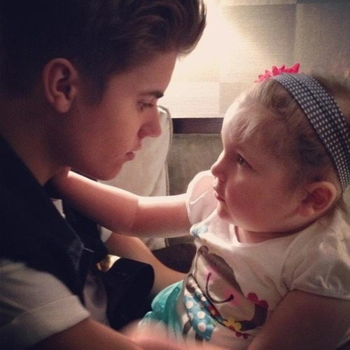 Justin and Avalanna (Mrs.Bieber)