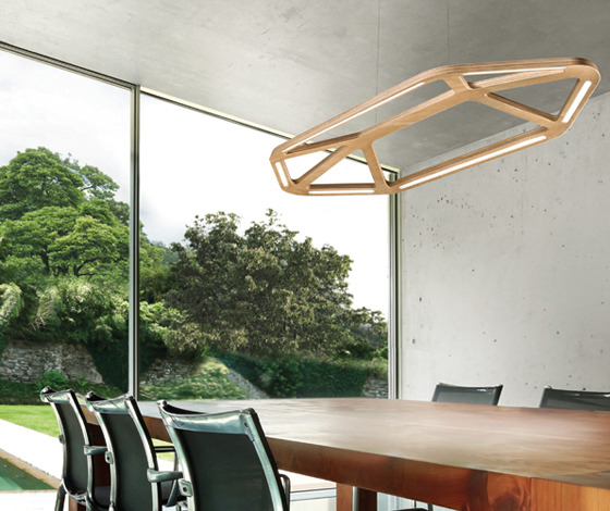 (via 'Aki' pendant light by Studio Dreimann for I Tre (IT) @ Dailytonic)