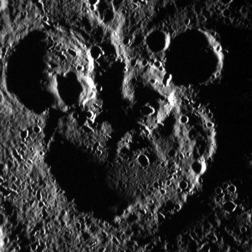 Mickey Mouse on Mercury! Love it. (via LATimes)