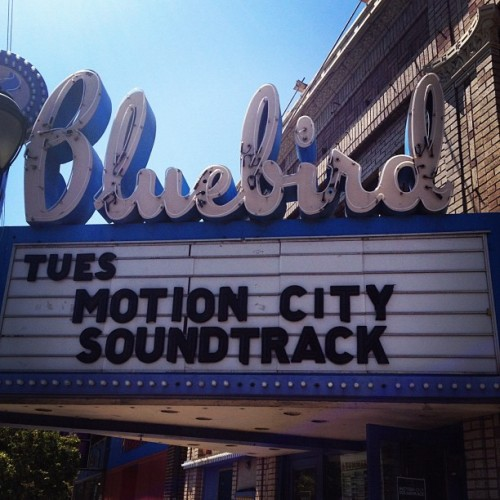 Tonight! Some tickets still available. Doors 7pm.  (Taken with Instagram at Bluebird Theater)