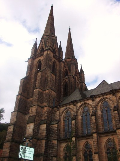 einfach-nur-ich:  Just 8 days until I'm back in Marburg! <3