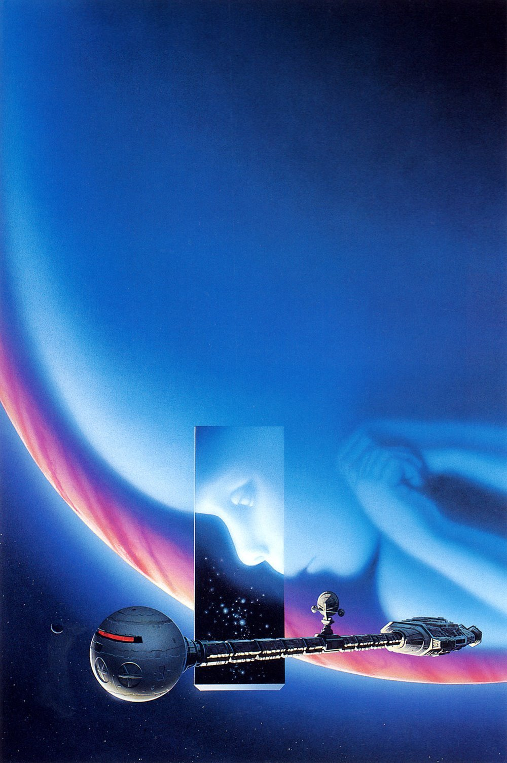 subatomiconsciousness:  by Michael Whelan http://i-ron.livejournal.com/59583.html