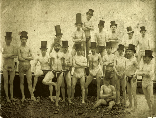 Brighton Swimming Club 1863.