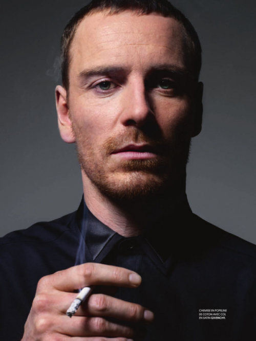Michael Fassbender. Can't get enough of this brit bloke.