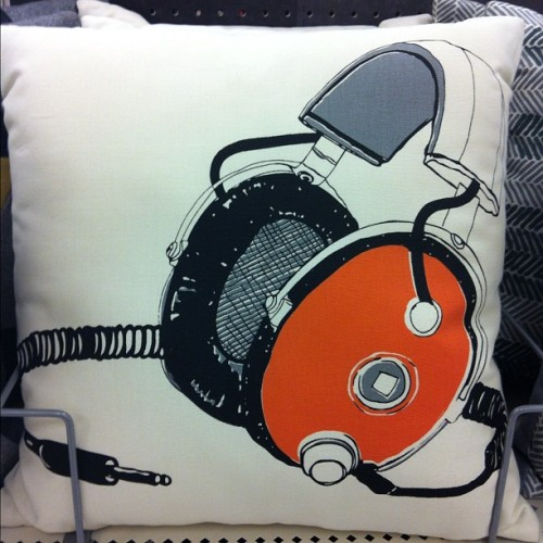 Cute throw pillow.#Target #decor  (Taken with Instagram)
