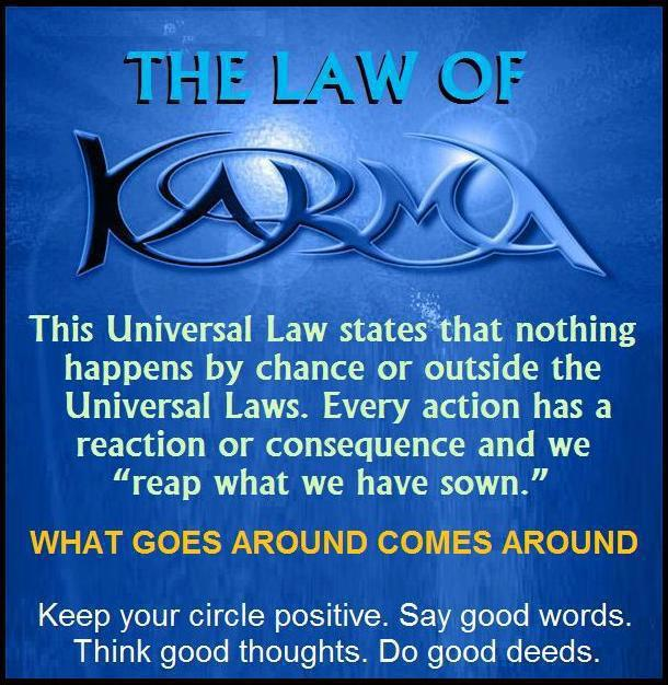 The Law Of KARMA..