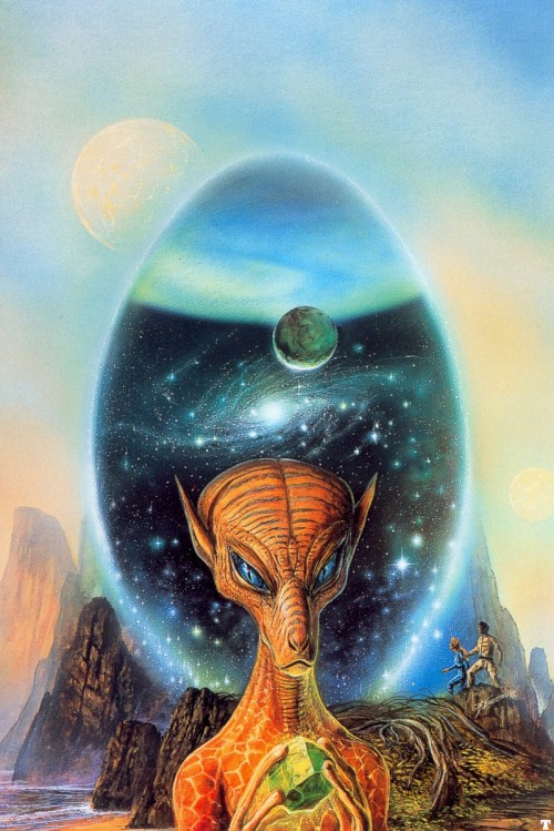 subatomiconsciousness:  by Bob Eggleton found here
