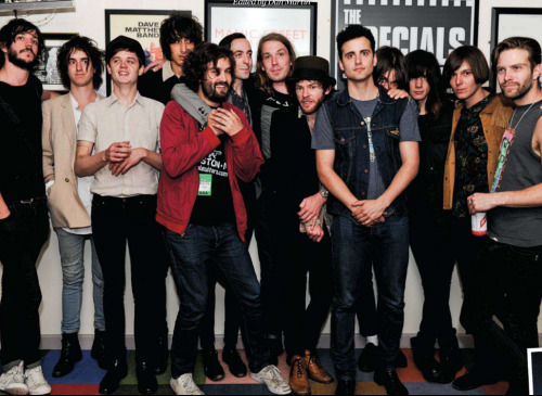 The Horrors and the Vaccines at Chazzstock