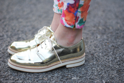what-do-i-wear:  Shoes: Zara (image: fashionvibe)