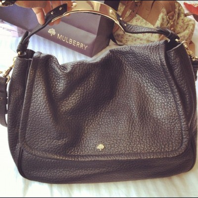 My new baby #mulberry (Taken with Instagram)