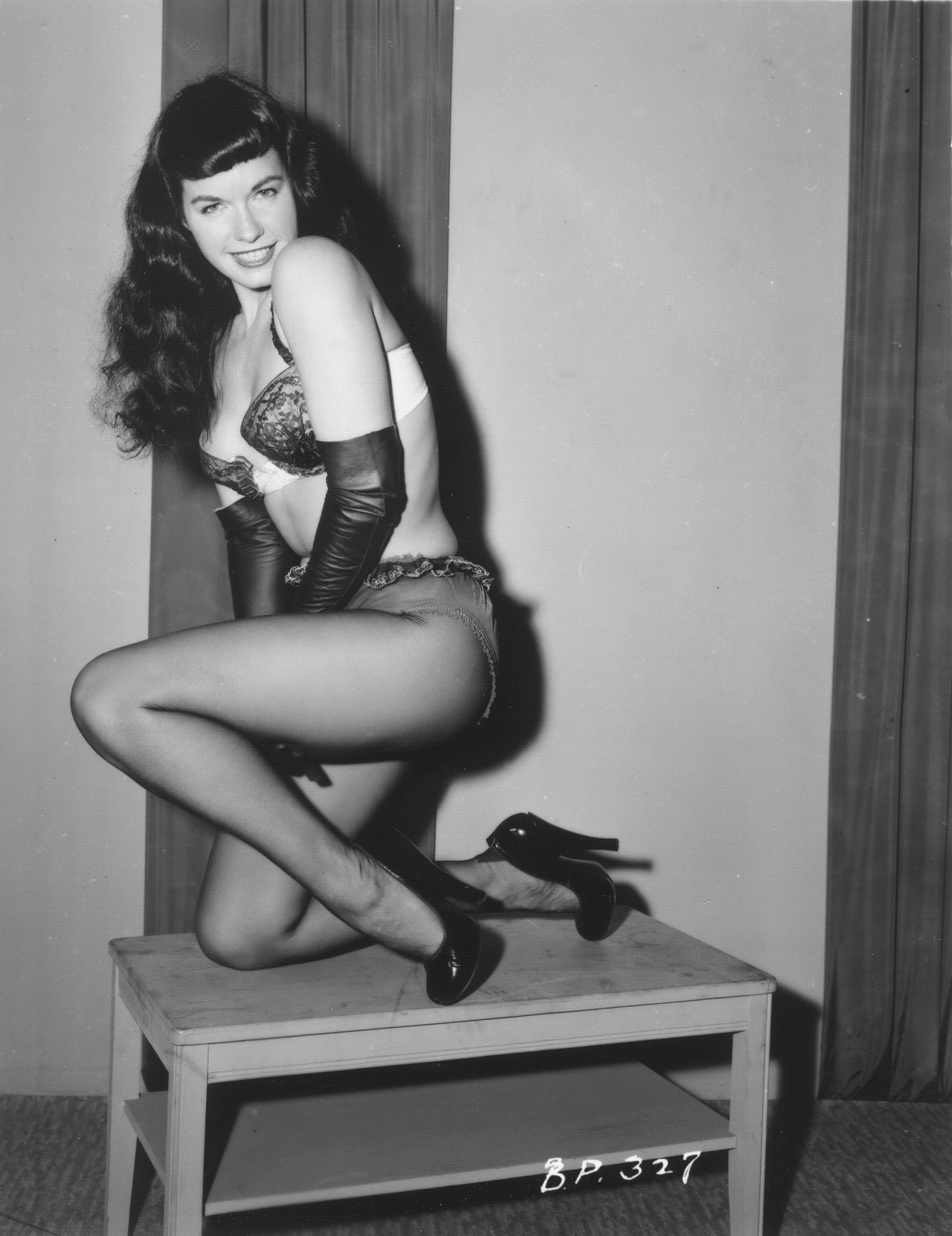 elizabitchtaylor:  Bettie Page by Irving Klaw