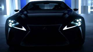 An Inside Look at the LF-LC New Lexus Concept CarDesigners talk about the interior and the exterior design elements of the Lexus LF-LC 2+2 Hybrid Sport Coupe, which was named as the best concept car in the annual EyesOn Design Awards at the 2012 North American International Auto Show in Detroit. Learn more at .lexus-global.comClick on the Thumbnail to watch the videoOr visit http://mywebgossip.info/an-inside-look-at-the-lf-lc-new-lexus-concept-car/