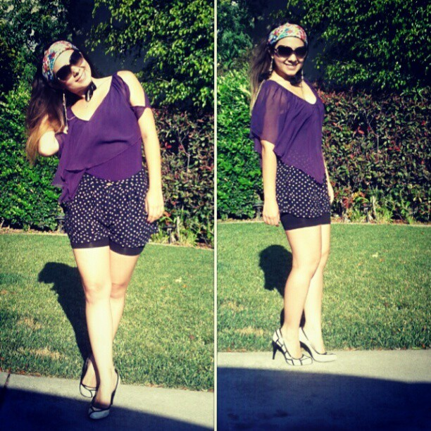 #outfits #outfitoftheday #ofod #style #picoftheday #trends #clothe #clothing #flowers #shorts #tops #heels #fashion #fashionista #trendy #girl #girly #classy #summer #california #cali #colombian #japanese #instafashion #followgram  (Taken with Instagram)