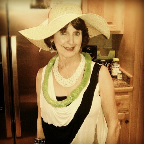 My momma on her 65th Birthday :) She's the best! (Taken with Instagram)