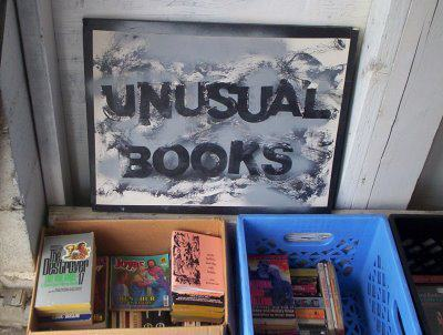 teachingliteracy:  booksdirect: Unusual Books.