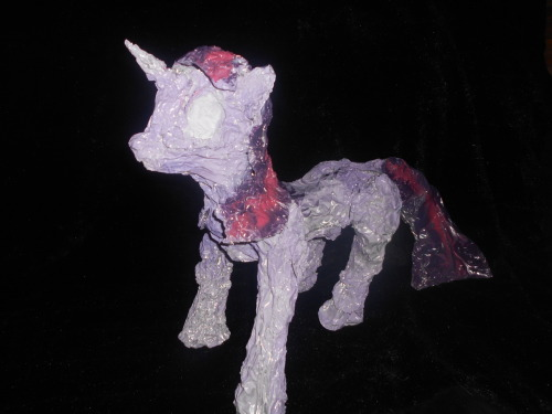 Twilight Sparkle from My Little Pony Friendship is Magic.